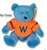 Cute Wasaaabi Teddy Bear